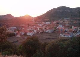 vista panorámica Olocau
